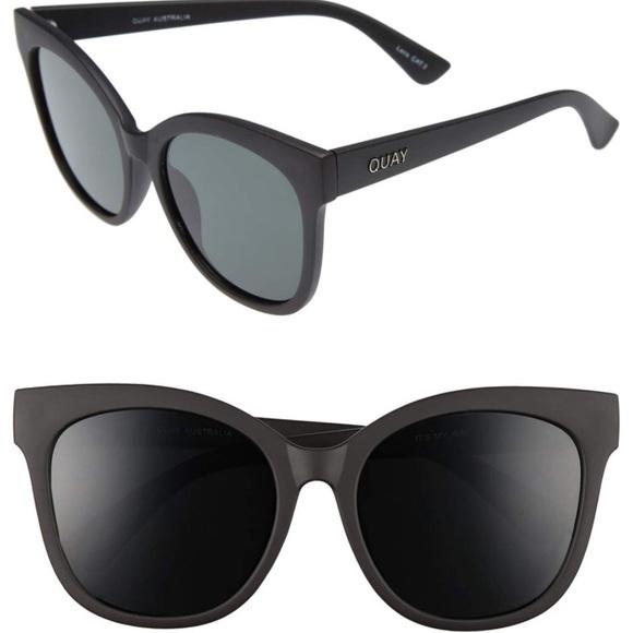 8b8ed77030e Quay Australia it s my way 55 mm sunglasses. M 5af70f4d8af1c58aaa2abd76